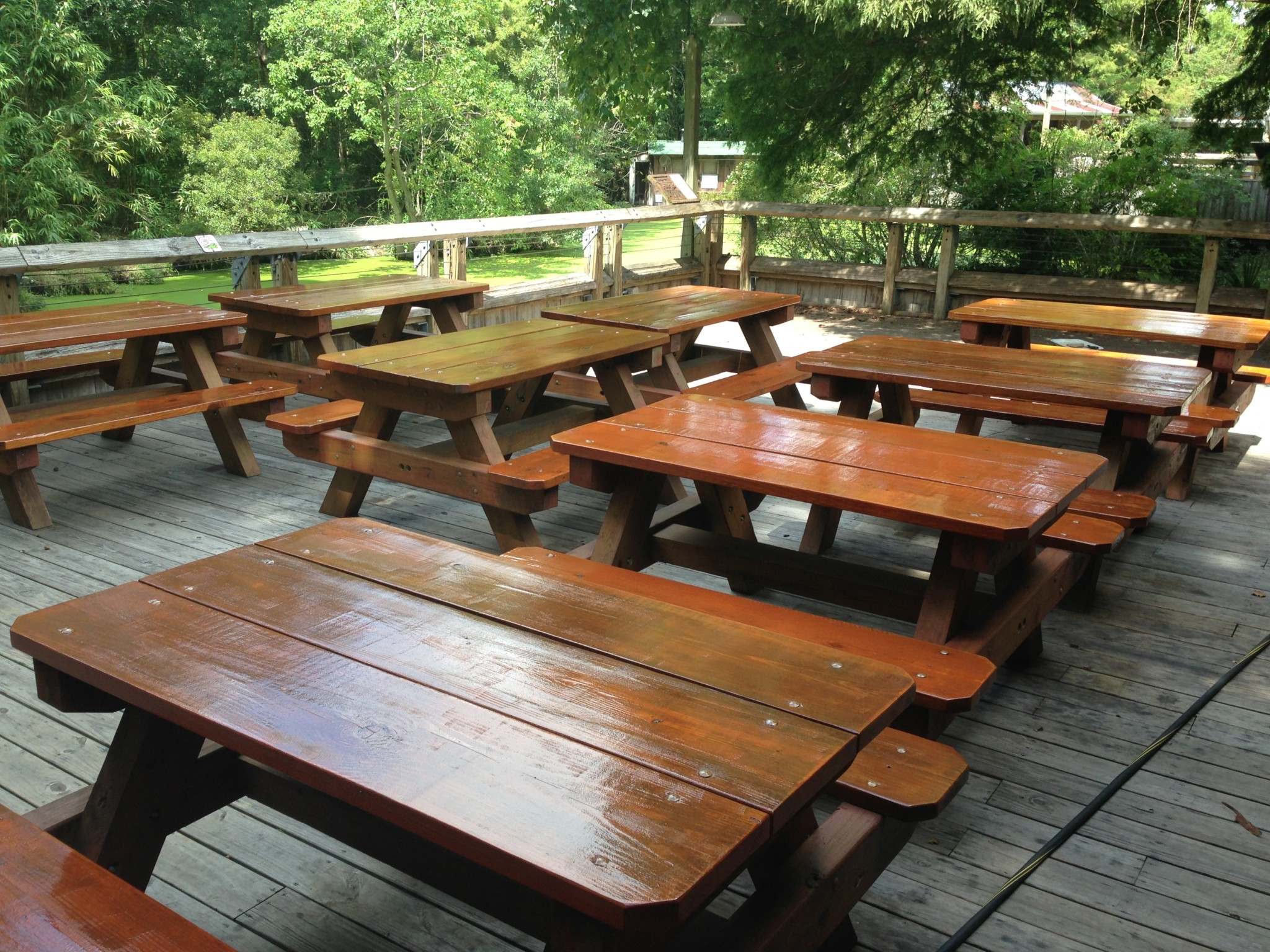 garden vifah com wood dp amazon feet outdoor bench furniture