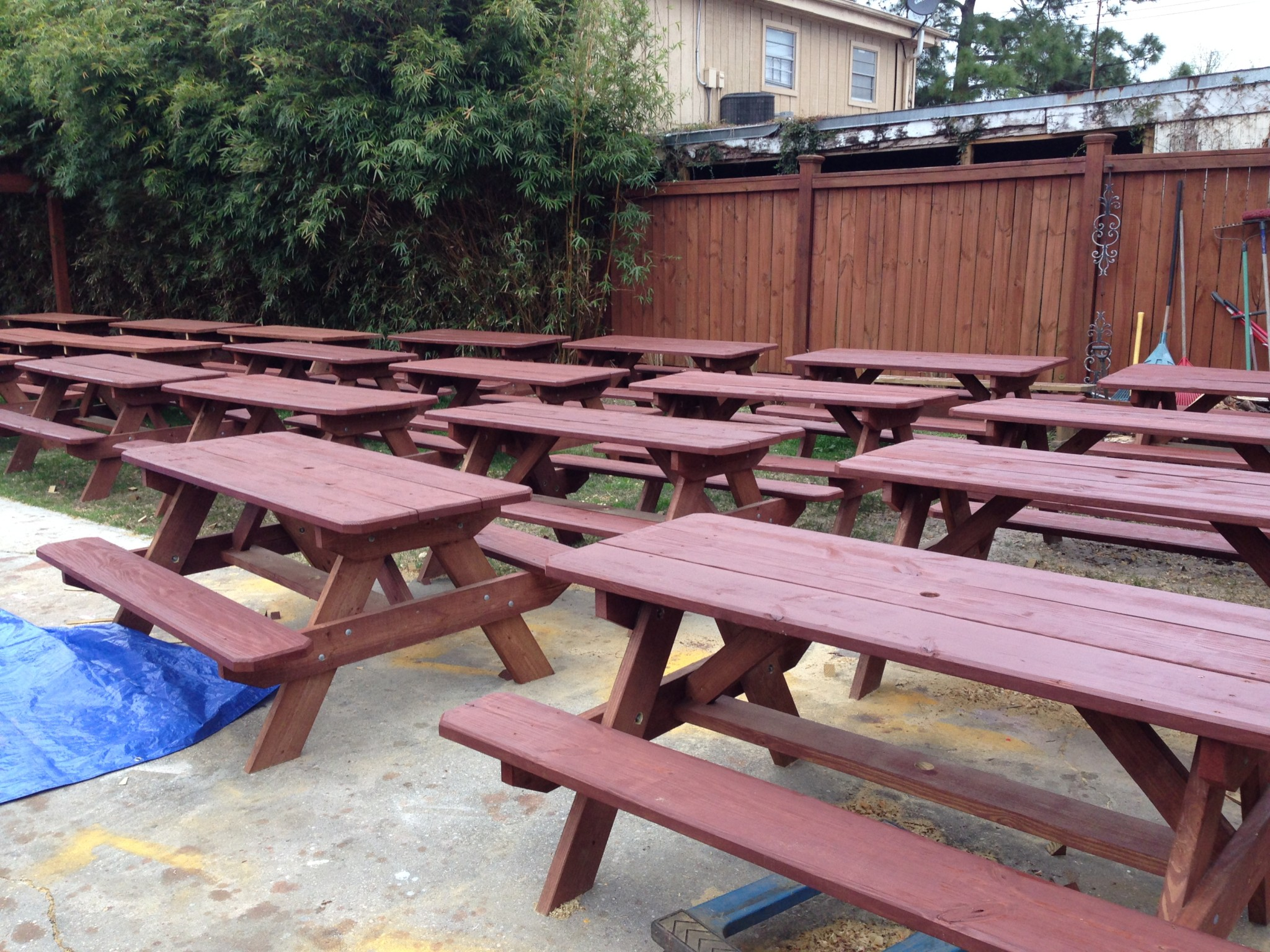 Rental Furniture NOLA Woodworks