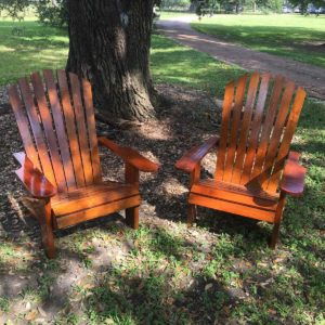 Adirondack Chairs for rent